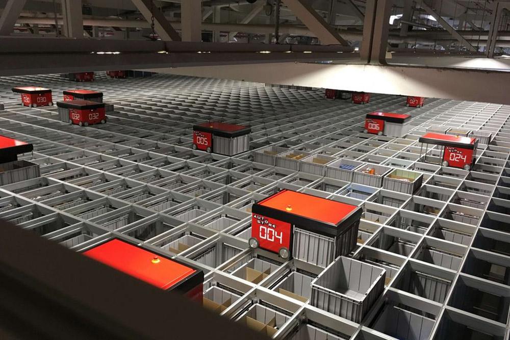 Bürotrend Bielefeld - Soennecken Logistik